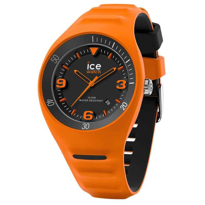 Ice-Watch 017601 Armbanduhr P. Leclercq M Neonorange/Schwarz 4895164095162