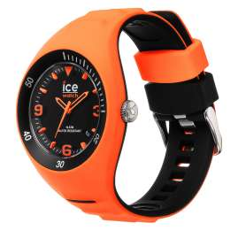 Ice-Watch 017601 Wristwatch P. Leclercq M Neon Orange/Black