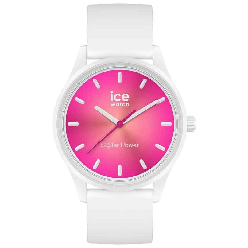 Ice-Watch 019030 Damen-Solaruhr M Coral Reef 4895173301469