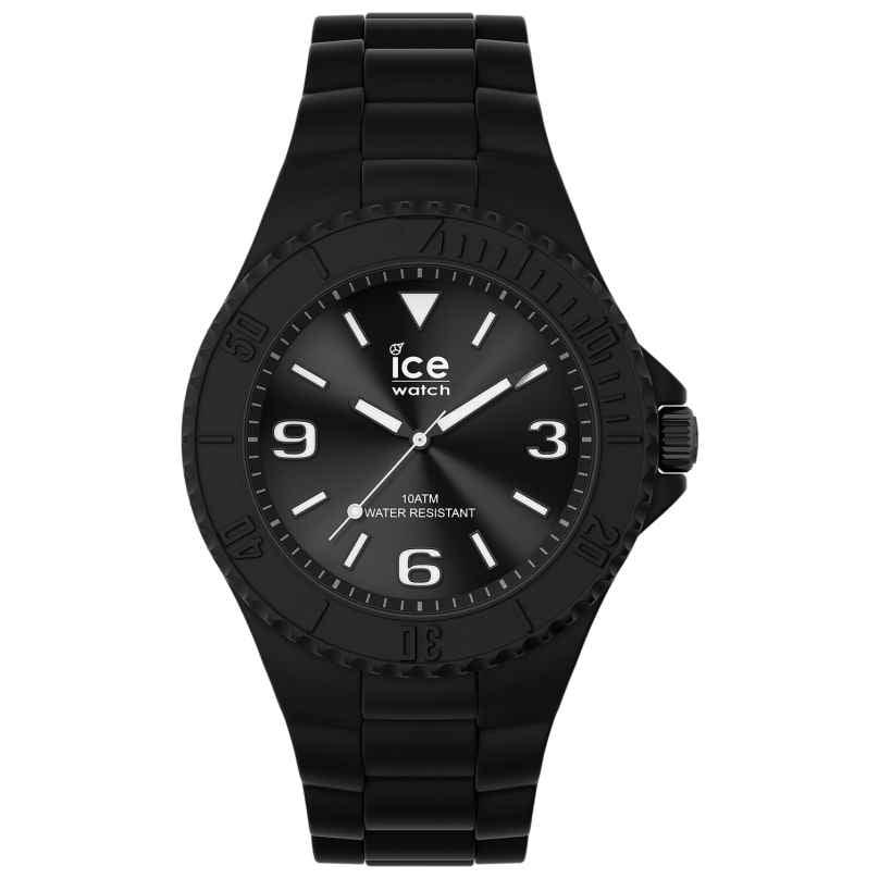 Ice-Watch 019155 Armbanduhr ICE Generation M Schwarz 4895173302268