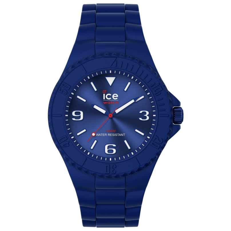 Ice-Watch 019158 Armbanduhr ICE Generation M Blau/Rot 4895173302299