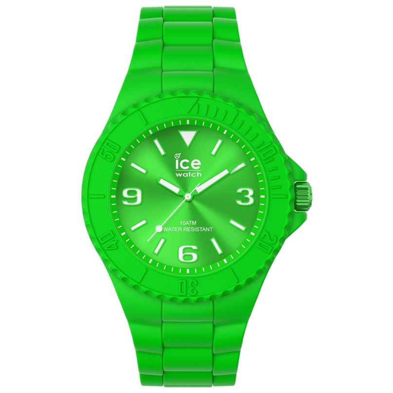 Ice-Watch 019160 Armbanduhr ICE Generation M Knallgrün 4895173302312