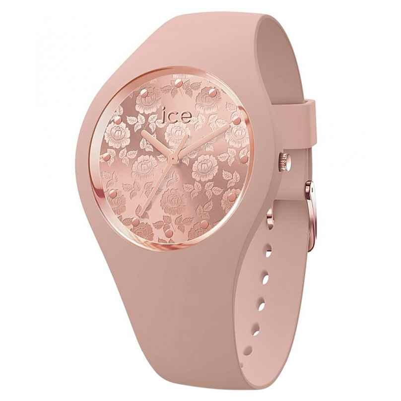 Ice-Watch 019211 Damenuhr ICE Flower M Beige/Chic 4895173302503