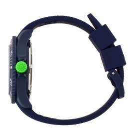 Ice-Watch 019547 Unisex-Uhr ICE Sixty Nine Solar M Blau/Grün