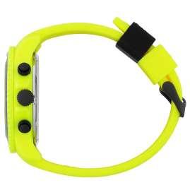 Ice-Watch 019838 Herrenuhr Chronograph ICE Chrono L Neongelb