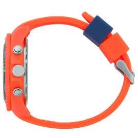 Ice-Watch 019841 Herren-Chronograph ICE Chrono L Orange/Blau