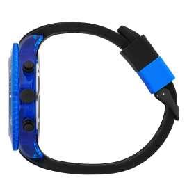Ice-Watch 019844 Herren-Armbanduhr ICE Chrono XL Schwarz/Blau