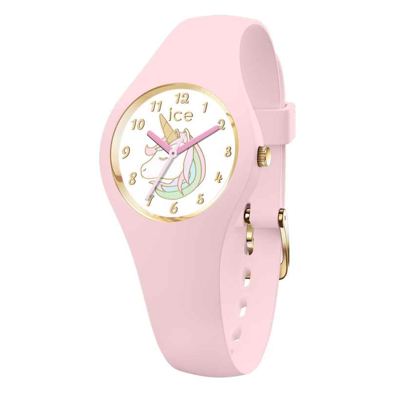 Ice-Watch 018422 Armbanduhr ICE Fantasia XS Einhorn Rosa 4895164098705