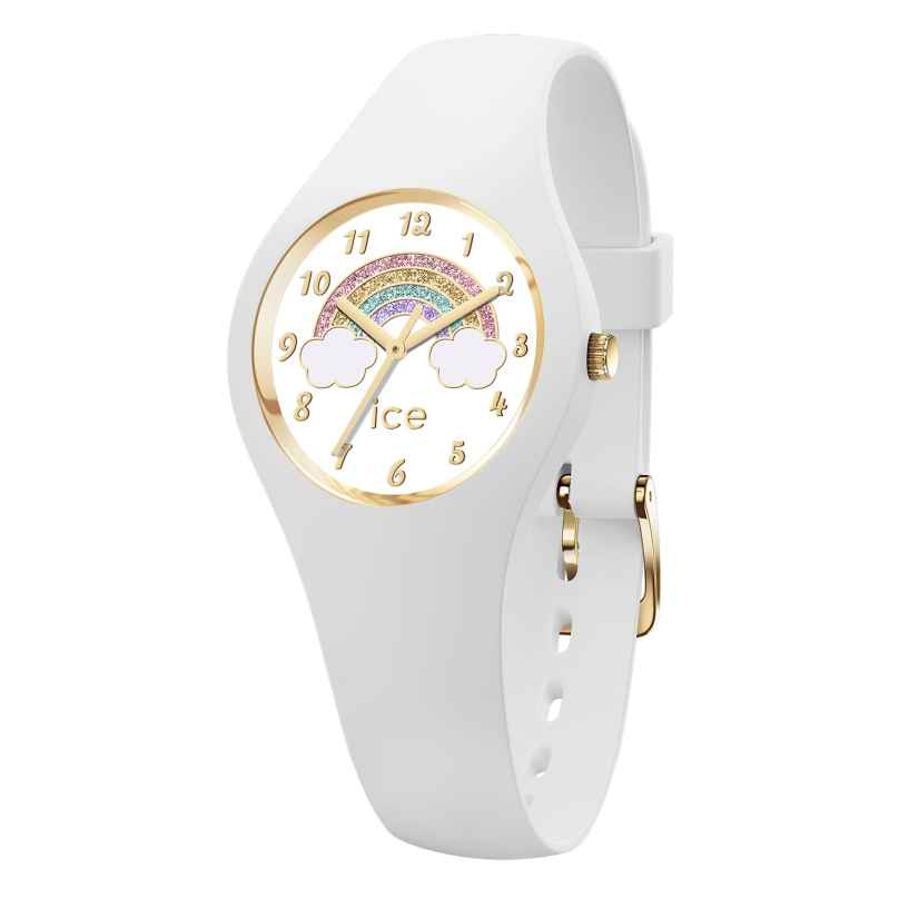 Ice-Watch 018423 Armbanduhr ICE Fantasia XS Regenbogen Weiß 4895164098712