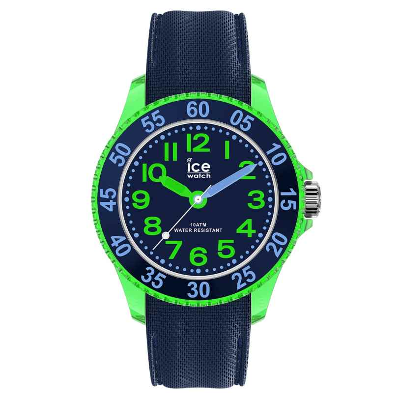 Ice-Watch 018931 Kids' Watch ICE Cartoon Dino XS Blue/Green 4895173300998