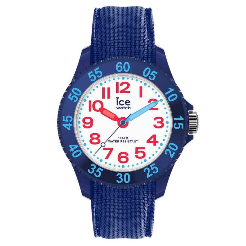 Ice-Watch 018932 Kinderuhr ICE Cartoon Shark XS Blau/Weiß 4895173301001