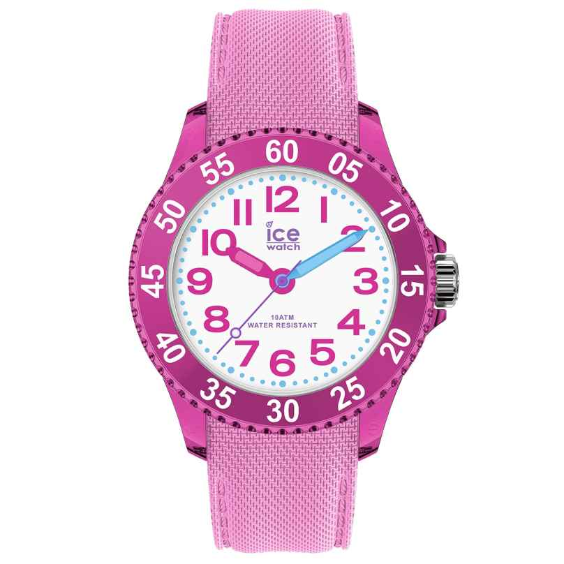 Ice-Watch 018934 Kinderuhr ICE Cartoon Bubblegum XS Rosa 4895173301025