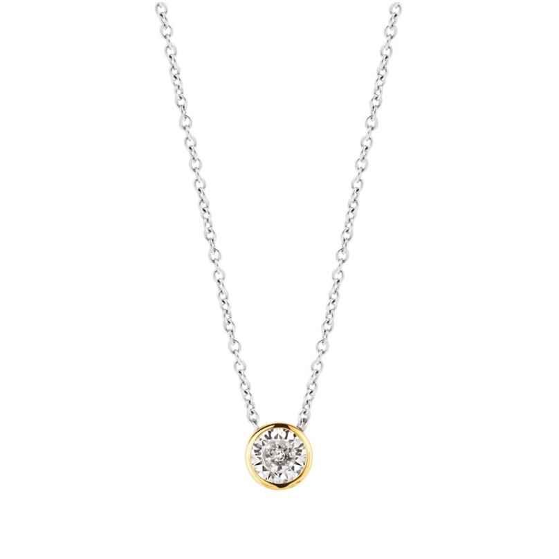 Ti Sento 3845ZY Ladies' Necklace 925 Silver 8717828207345