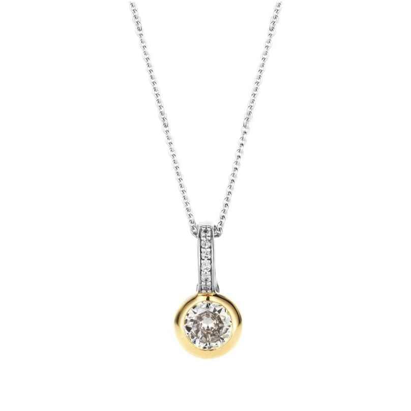 Ti Sento 6739ZY Silver Ladies' Necklace 8717828182550