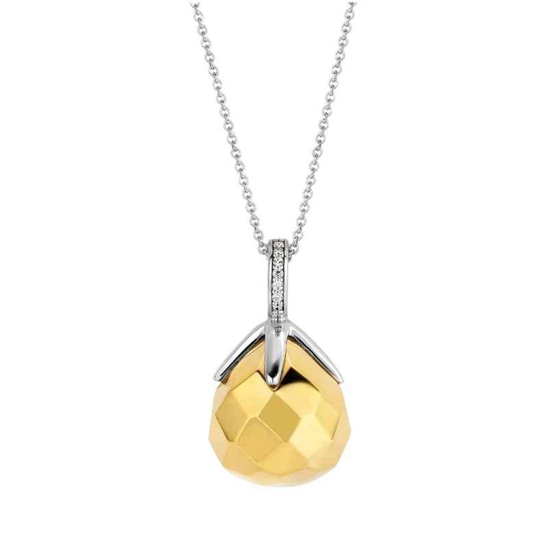Ti Sento 6791SY Women's Necklace Silver two-colour 8717828228227