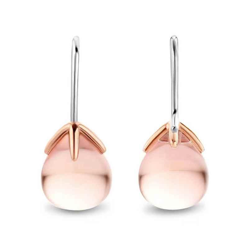 TI SENTO 7802NU Damen-Ohrhänger Ohrringe Silber Nude