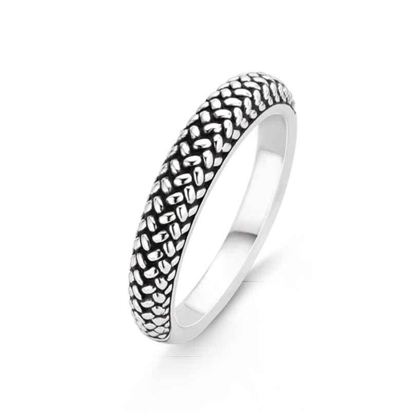 Ti Sento 12163SI Women's Silver Ring