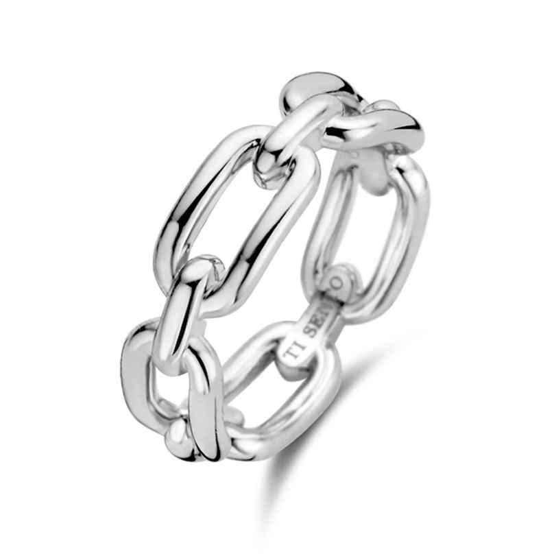 Ti Sento 12205SI Ladies' Ring 925 Silver