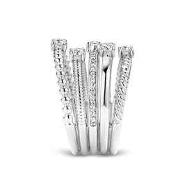 Ti Sento 1863ZI Damen-Ring Silber mit Zirkonia