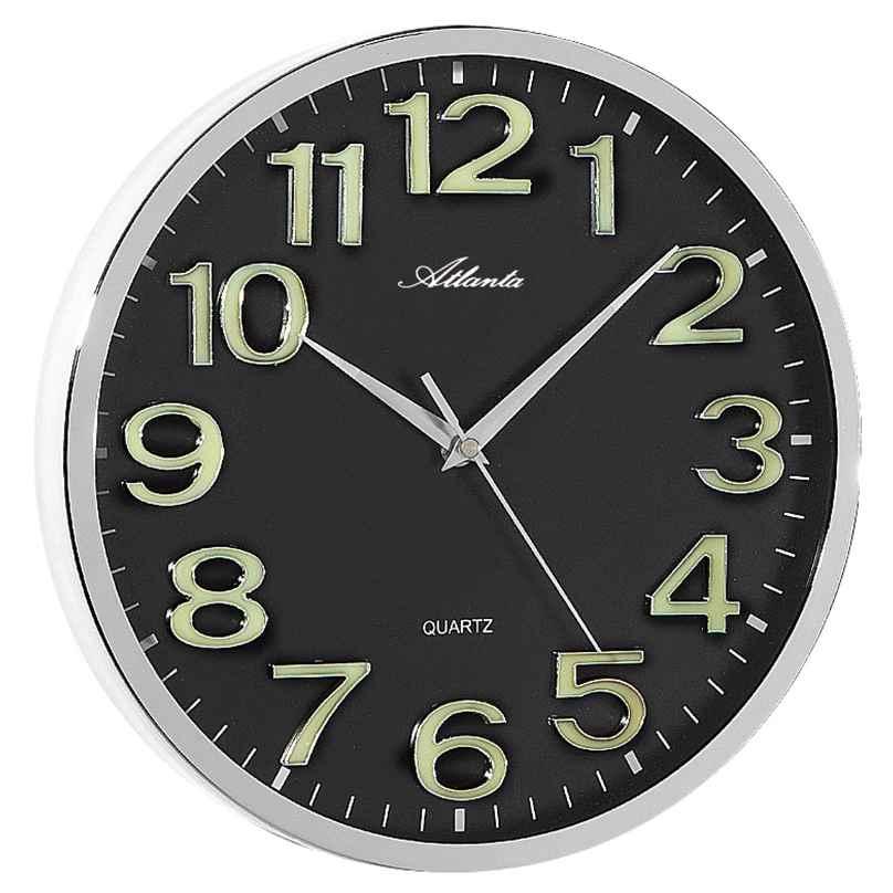Atlanta 4428/7 Wall Clock 4026934442873