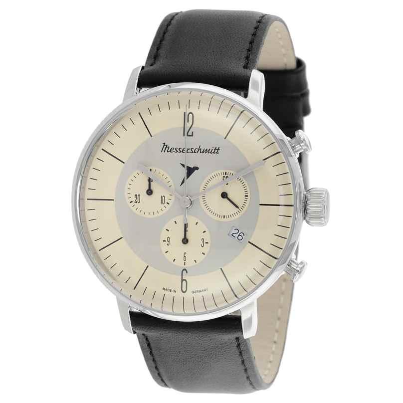 Messerschmitt ME-4H177 Herren-Uhr Chronograph 4260186268489
