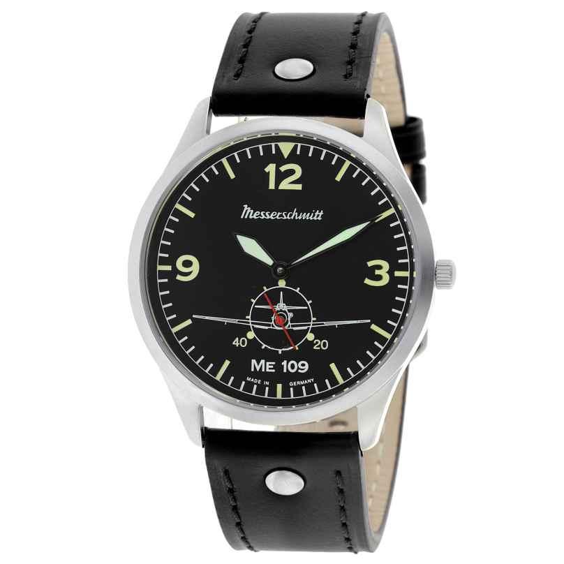 Messerschmitt ME109-1069S Herren-Armbanduhr ME 109 4260186268915