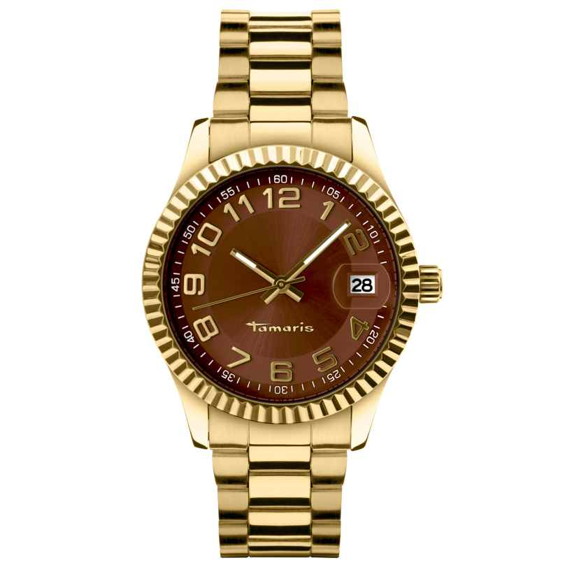 Tamaris B07101380 Debby Damen-Armbanduhr 4050459059230
