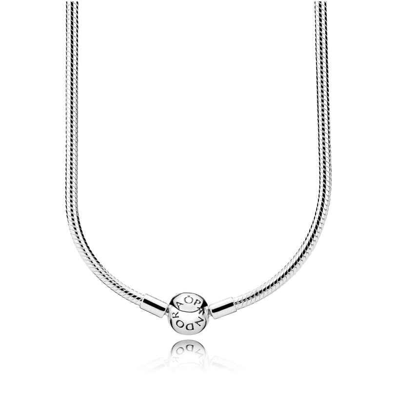 Pandora 590742HV Damen-Halskette Pandora Logo
