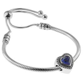 Pandora 08661 Armband-Set Moments Sliding und Sparkling Love