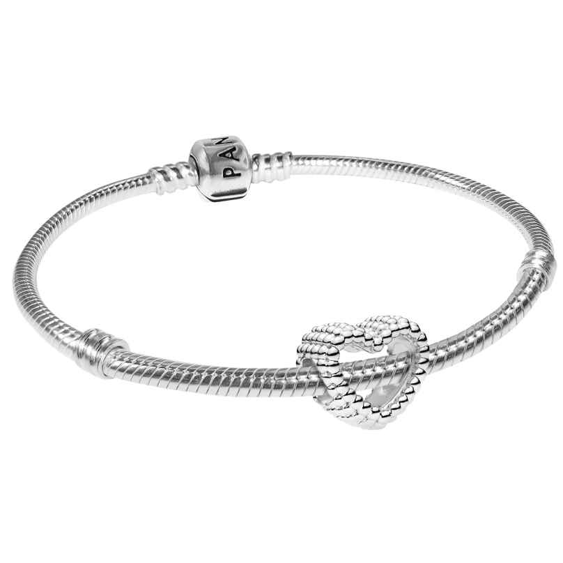 Pandora 08670 Bracelet Set Beaded Heart