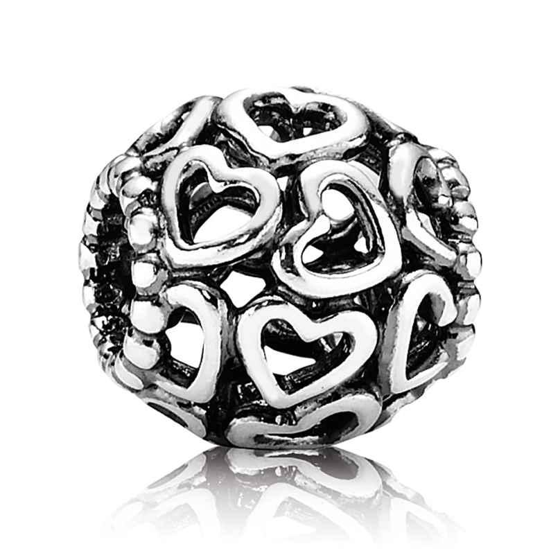 Pandora 790964 Silber Charm Öffne Dein Herz 5700302115338