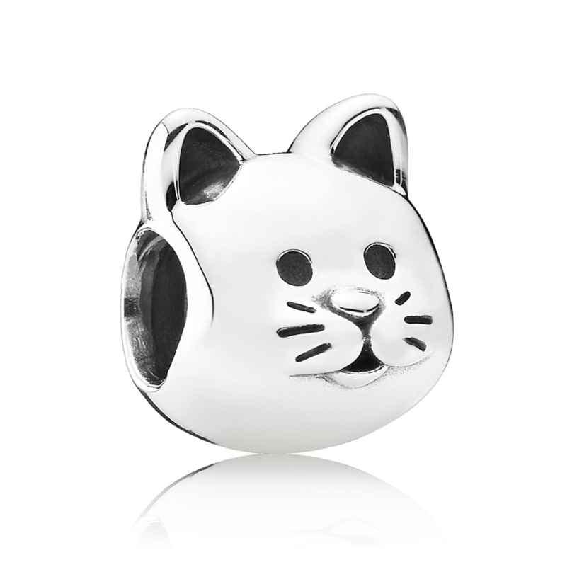 Pandora 791706 Charm Neugieriges Kätzchen 5700302357783