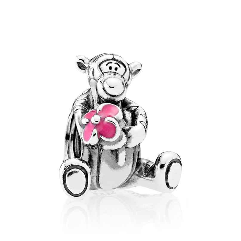 Pandora 792135EN80 Silber Charm Tigger 5700302551952