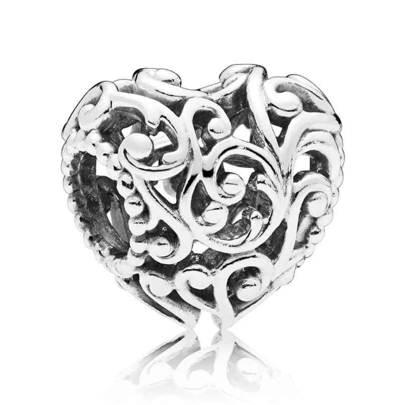 Pandora 797672 Charm Regal Heart 5700302690811