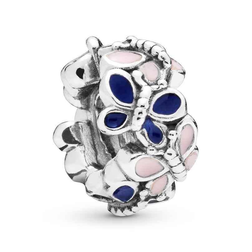 Pandora 797870ENMX Silber Zwischenelement Butterfly Arrangement 5700302765199