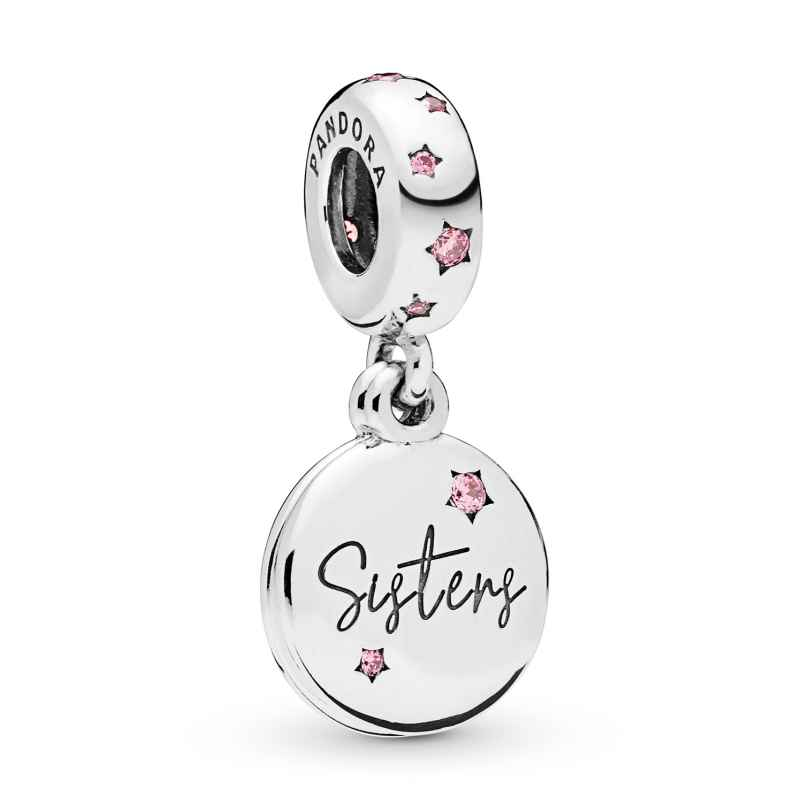Pandora 798012FPC Charm-Anhänger Forever Sisters 5700302775822