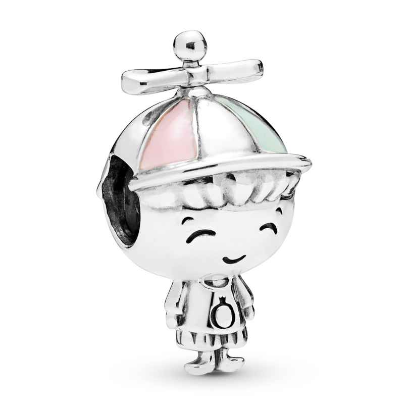 Pandora 798015ENMX Charm Propeller Hat Boy 5700302775853