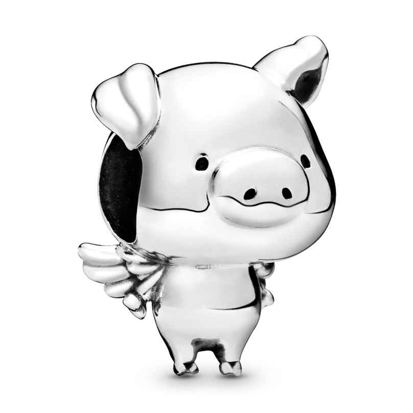 Pandora 798253 Charm Pippo the Flying Pig 5700302817041