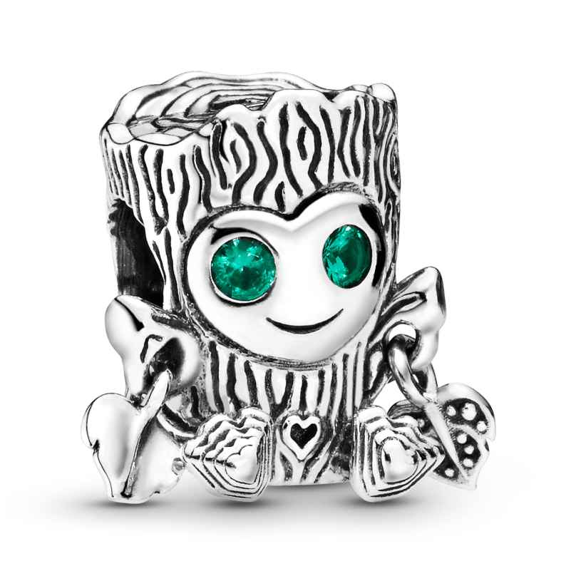 Pandora 798260NRG Silver Charm Sweet Tree Monster 5700302819946