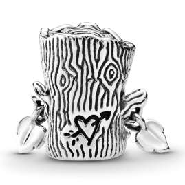 Pandora 798260NRG Silver Charm Sweet Tree Monster