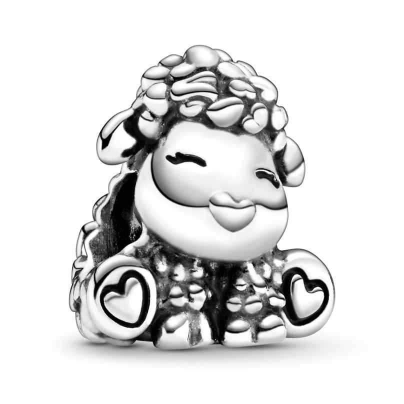Pandora 798870C00 Silber Bead-Charm Patti das Schaf 5700302872033