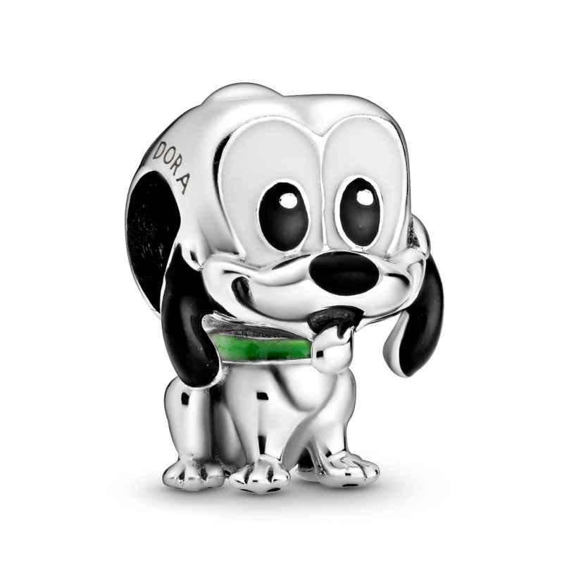 Pandora 798853C01 Silber Charm Disney Hund Pluto Baby 5700302869484