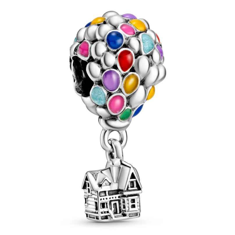 Pandora 798962C01 Silber Charm Disney Up Haus & Ballons 5700302877366
