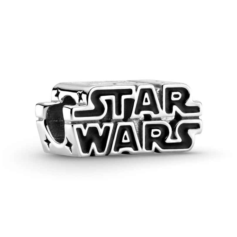 Pandora 799246C01 Silber Charm Star Wars Logo 5700302901276