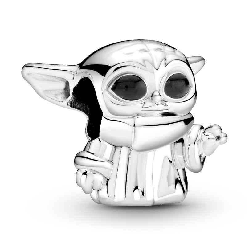 Pandora 799253C01 Silber Charm Star Wars Das Kind 5700302901238