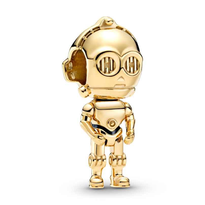 Pandora 769244C01 Shine Charm Star Wars C-3PO 5700302901252