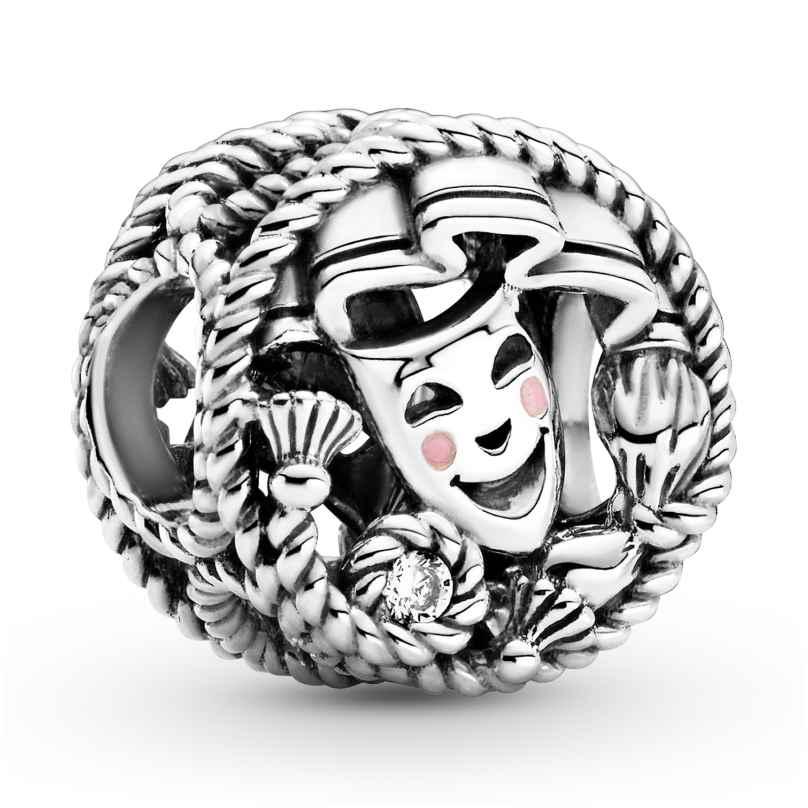 Pandora 799331C01 Silber Charm Theatermaske Komödie und Tragödie 5700302916683