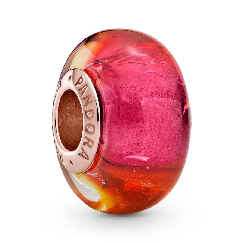 Pandora 789440C00 Bead-Charm Murano Glass Glittering Sunset 5700302928518