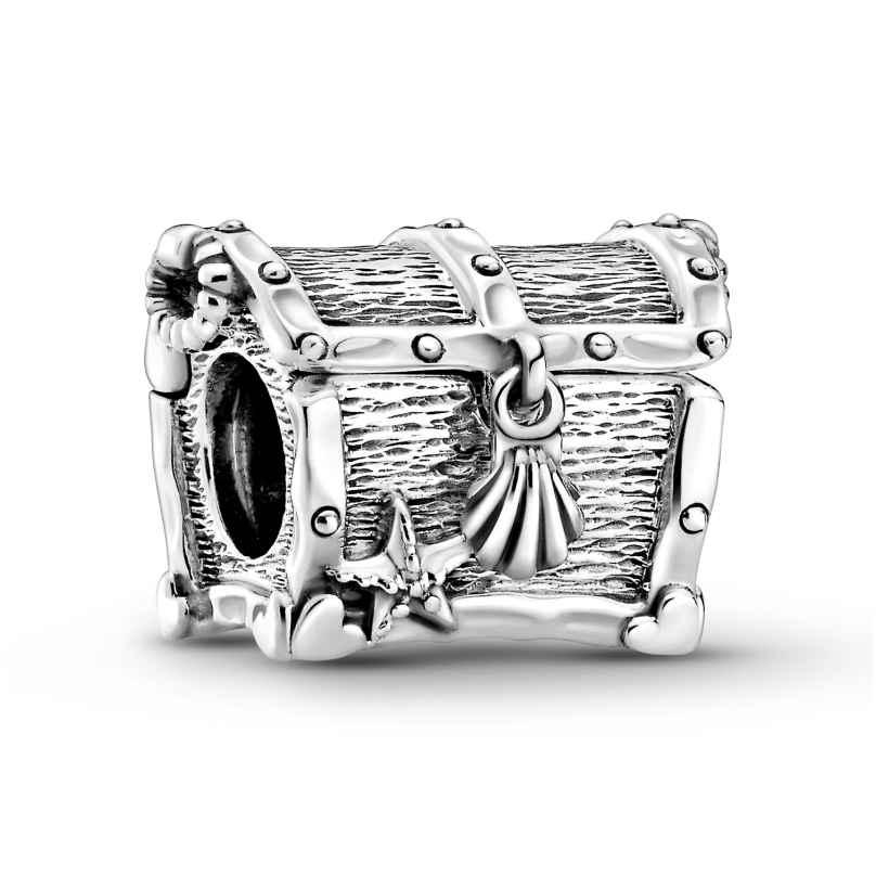 Pandora 799432C00 Silber Charm Schatzkiste 5700302928600