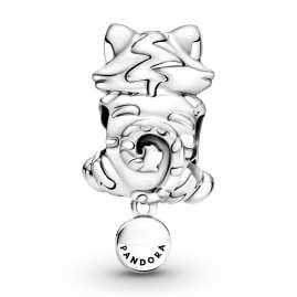 Pandora 799535C00 Silver Charm Kitten & Yarn Ball
